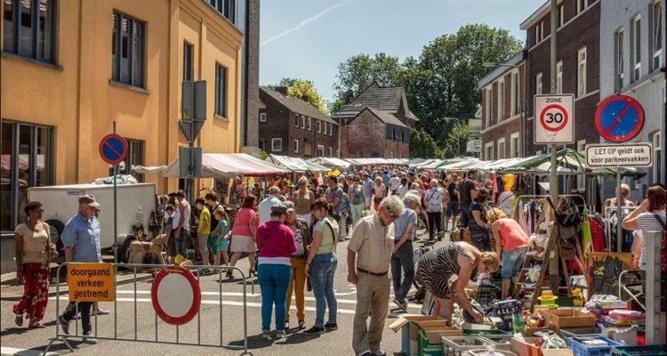 Stoomvrijmarkt 12 juni 2022